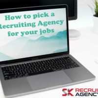 How to pick a recruiting agency for your jobs